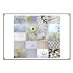 White Photography Collage Banner