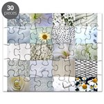 White Photography Collage Puzzle