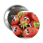 Cute Happy Strawberries 2.25