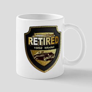 Retired 1952 Model Mug