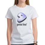 Women's T-Shirt with front logo