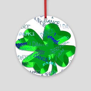 IRISH DANCE : WEE ONES Ornament (Round)
