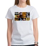 Guitar Photography Collage Women's T-Shirt