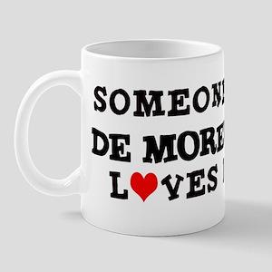 Someone in de Morelos Mug