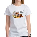 Happy Hanukkah Donuts Women's T-Shirt