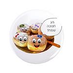 Chanukah Sameach Donuts 3.5