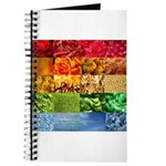 Rainbow Photography Collage Journal