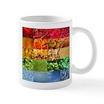 Rainbow Photography Collage Mug