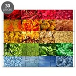 Rainbow Photography Collage Puzzle