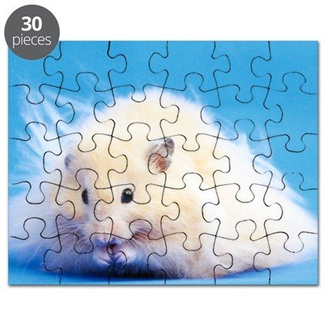 Syrian Hamster Jigsaw Puzzle