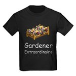 Gardener Extraordinaire 2 Kids Dark T-Shirt