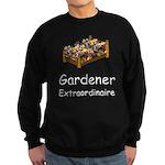 Gardener Extraordinaire 2 Sweatshirt (dark)