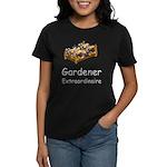 Gardener Extraordinaire 2 Women's Dark T-Shirt