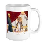 Truth or Consequences -1- Large Mug