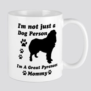 Great Pyrenees Mommy Mug