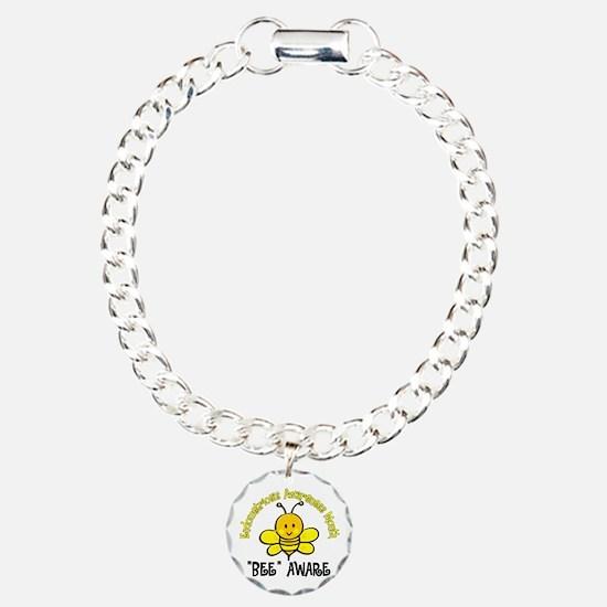 Endo Awareness Month Bee 2 Bracelet