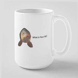 Carp PB Large Mug