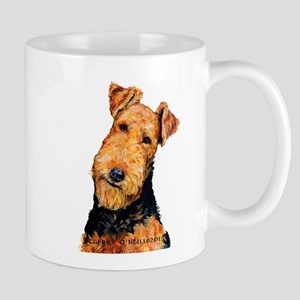 Airedale Terrier Mugs