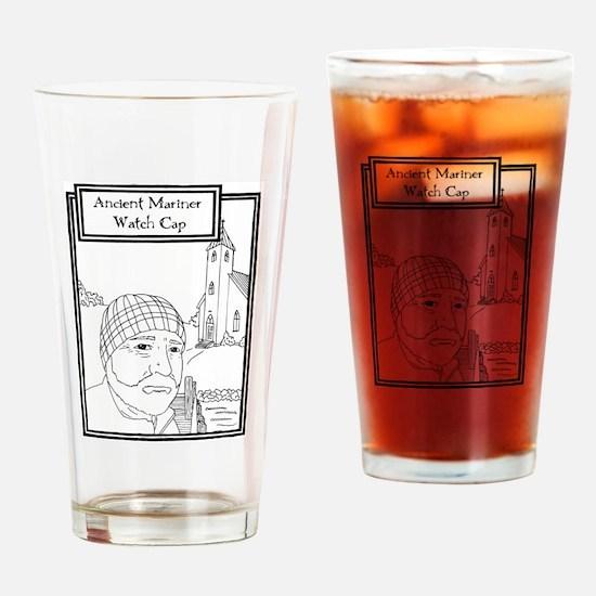 Ancient Mariner Drinking Glass