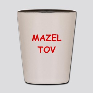 yiddish Shot Glass