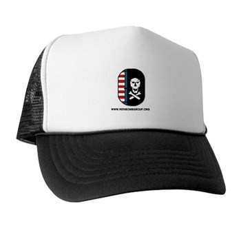 WWII - 90th Bomber Group Trucker Hat