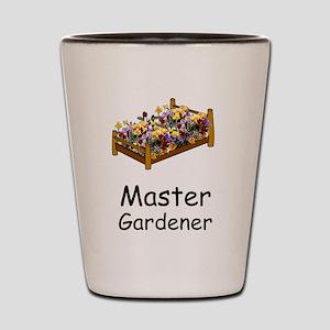 Master Gardener Shot Glass