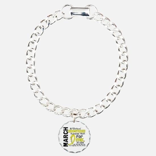 Endo Awareness Month For Me Bracelet