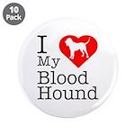 I Love My Bloodhound 3.5