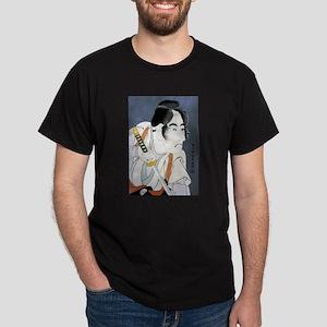 Sharaku Black T-Shirt