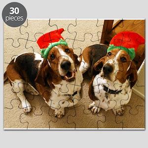 Happy Howlidays Puzzle