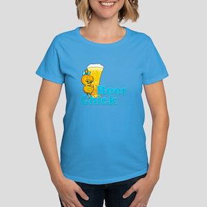 Beer Chick #2 Women's Dark T-Shirt