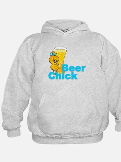 Beer Chick #2 Hoodie