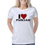 I Love Punjab Women's Classic T-Shirt