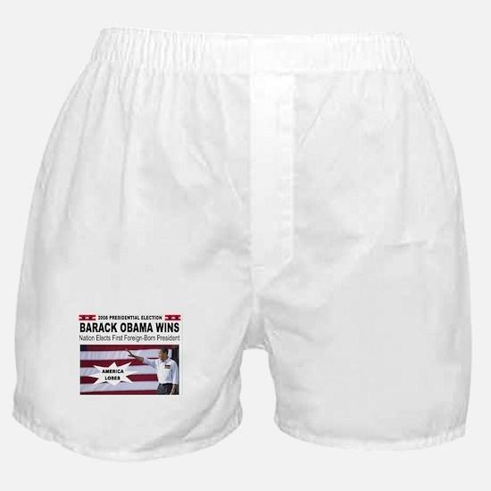 NOT ELIGIBLE Boxer Shorts