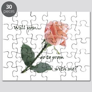 Will you go to prom with me? Puzzle
