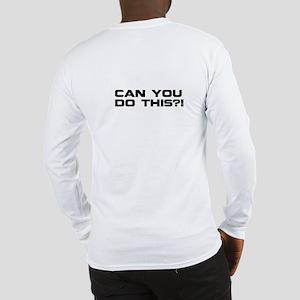 Stunt Rider Long Sleeve T-Shirt