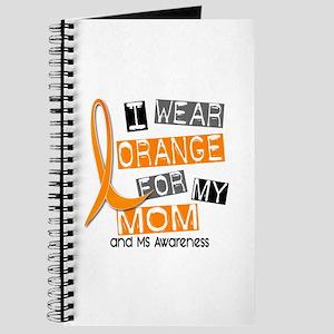 I Wear Orange 37 MS Journal