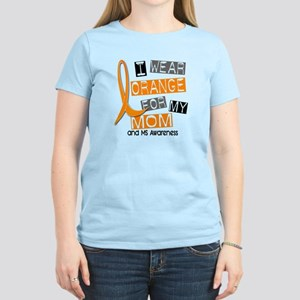 I Wear Orange 37 MS Women's Light T-Shirt