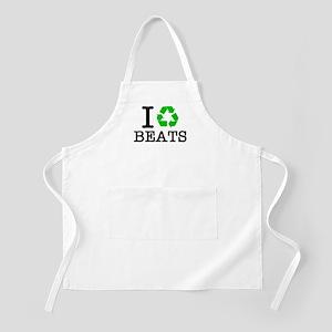 I Recycle Beats Apron