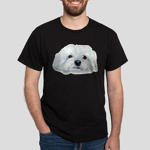 Bogart the Maltese Dark T-Shirt
