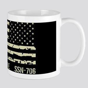USS Albuquerque 11 oz Ceramic Mug