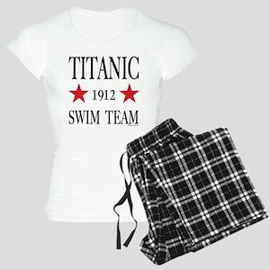 Titanic 1912 Swim Team Women's Light Pajamas