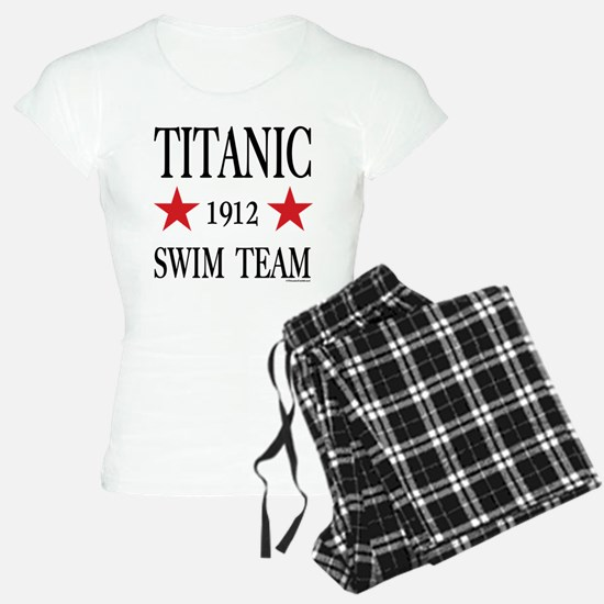 Titanic 1912 Swim Team Pajamas