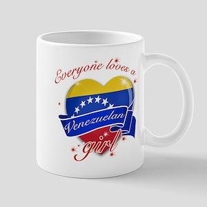 I heart Venezuelan Designs Mug