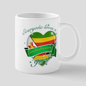 I heart Zimbabwean Designs Mug