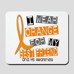 I Wear Orange 37 MS Mousepad