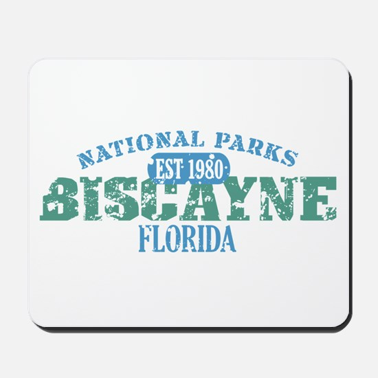 Biscayne National Park FL Mousepad