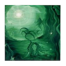 Mermaid Cave Tile