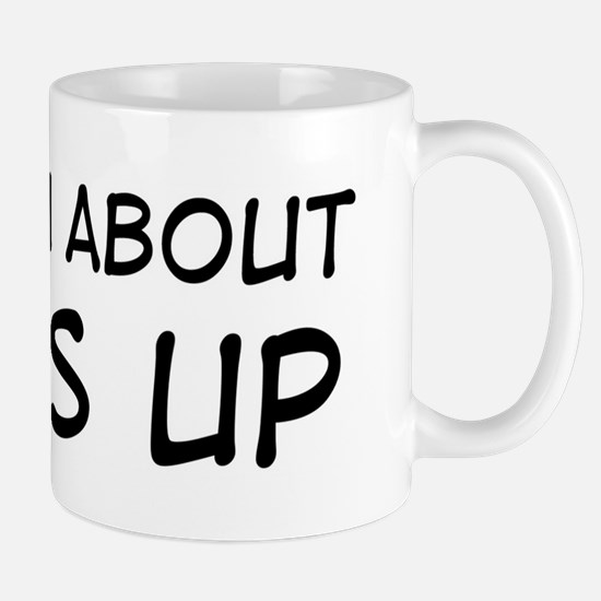 Dream about: Butts Up Mug