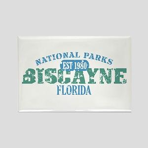 Biscayne National Park FL Rectangle Magnet